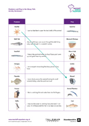 Predators Activity Worksheet 1